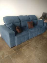 Vendo sofa retrátil