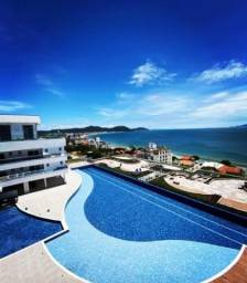 Título do anúncio: MI-Apto com vista do mar-Piscina borda infinita-Ingleses-Florianópolis-SC