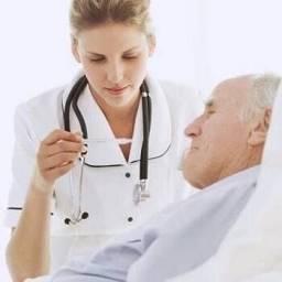 Título do anúncio: Enfermeira domiciliar