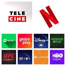 Título do anúncio: Tele Cine Globo Play Netflix