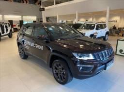 Jeep Compass S 4x4 diesel (teste drive) 2021