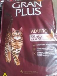 Título do anúncio: Ração Granplus gatos