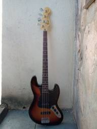 Squier Jazz Bass Customizado