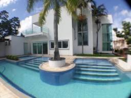 Belíssima Mansão Climatizada Residencial Castanheira 800m² 3 Suites Piscinas Churrasqueira