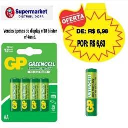 Pilhas e baterias pelo menor preço