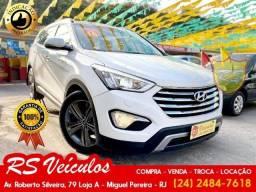 Hyundai Grand Santa Fé 3.3 V6 270 CV Top de Linha Carro Insano de Bonito - 2016