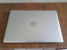 Título do anúncio: Notebook Dell Gamer i5 8a, amd radeon, teclado retroiluminado
