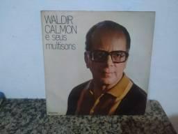 Título do anúncio: Disco de vinil Waldir Calmon e seus multisons