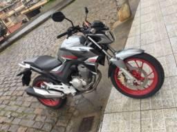 cb tuister 250 cc 2018 de garagem