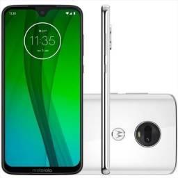 <br>Celular smartphone Motorola Moto G7 64 GB com nota fiscal<br>