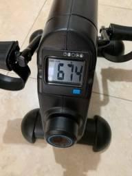 Bicicleta de chão  cicloergometro