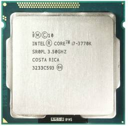 Processador Intel i7 3770K 3.50GHz (Socket 1155)
