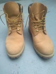 Bota Timberland Yellow Boot. Tam 41.
