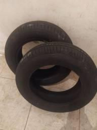 Título do anúncio: Vendo pneus aro 15