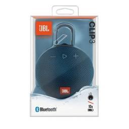 Caixa JBL clip 3 azul