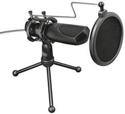 Microfone Trust Streaming GXT 232 Mantis USB<br><br>