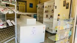 Título do anúncio: Loja - Conjunto de móveis de loja de produtos naturais ou bomboniere: