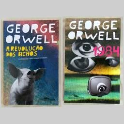 Coleção George Orwell (A revolução dos bichos e 1984)