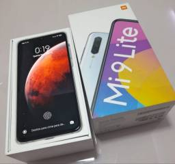 Título do anúncio: Xiaomi Mi9 Lite Dual SIM 128 GB branco-pérola 6 GB RAM 100% Original