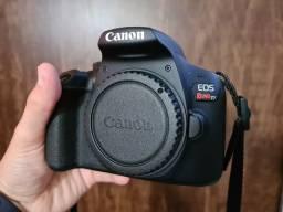 Título do anúncio: Câmera EOS T7 Rebel