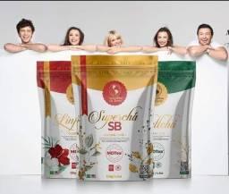 Kit Emagrecedor 2 SB + 1 Linfacha + 1 Sbeltcha ( + brinde)