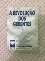 Título do anúncio: (Aceito cartão) Livro A Revolução dos Gerentes de Yoshio Hatakeyama