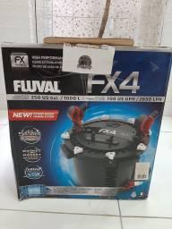 Título do anúncio: Filtro Canister Fluval FX4