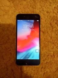 IPhone 6 perfeito funciona tudo  pra sai hol