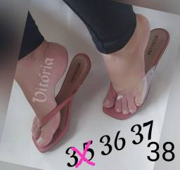 Calçados a venda, novos...