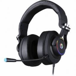 headset gamer stereo 1 p2+usb h500 preto