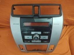 Som original Honda City mp3 2009 a 2014 ar digital