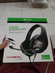 Fone hyperx stinger core Xbox