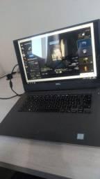 Notebook Dell i7 + xaiomi troco por Pc gamer
