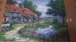 Quebra Cabeça - Recanto dos Cisnes - grow - 1.000 peças