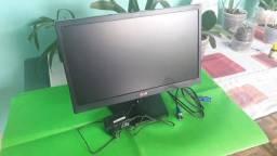 """Monitor LG Led 19,5"""" - Modelo 20EN33SSA"""
