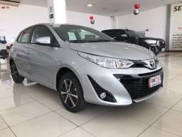 Título do anúncio: Toyota Yaris 1.5 16V FLEX XS MULTIDRIVE