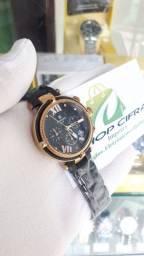 Relógio Feminino Original de Luxo Reward Vip