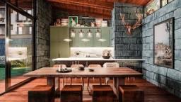 Apartamento com 2 dormitórios à venda, 101 m² por R$ 1.617.600 - Planalto - Gramado/RS