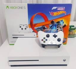 Xbox One S 1TB + Jogo de Brinde + Garantia