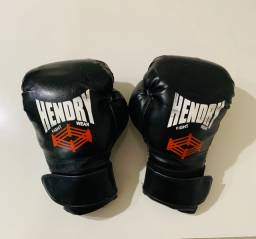 Título do anúncio: Luva Muay Thai Hendry