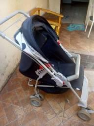 Carrinho de bebe da galzerano unissex