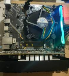 Título do anúncio: Kit PC gamer i3 9ª geração + placa mãe Asus TUF + 8gb DDR4 + placa de vídeo GTX