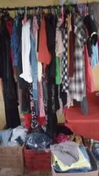 Brechó da Fran roupas apartir  de 1 real