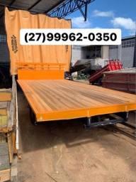 Título do anúncio: Carreta agrícola plataforma de madeira 4 toneladas