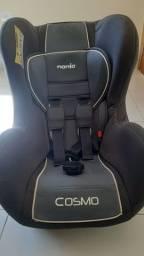 Bebê conforto Cosmo Nania 0 a 25kg.
