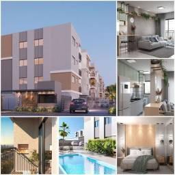 Título do anúncio: | Clube ilha bela | Apartamento 100% financiado | Sacada e churrasq