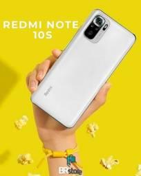 Título do anúncio: Celular Xiaomi Redmi Note 10S 128gb a pronta entrega lacrado (ac.cartão)
