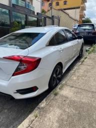 Título do anúncio: Honda civic 2018 Ex Branco pérola