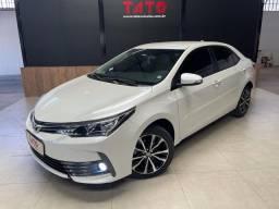 Corolla Xei 2018 Branco Pérola