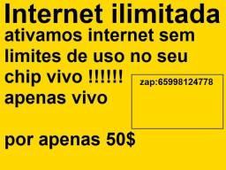 Internet móvel sem limites